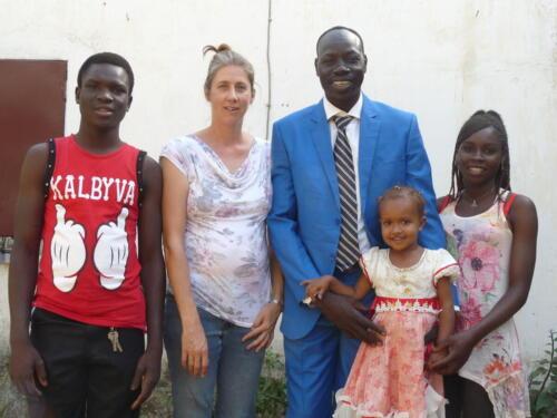Famille Ngargam